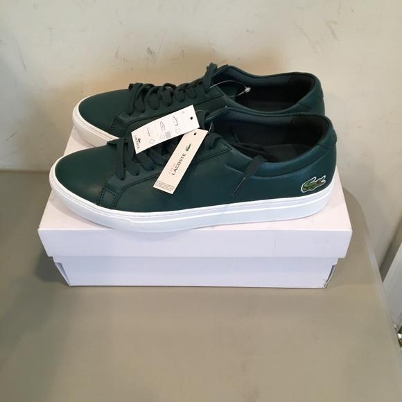 2e2c9ac7 Lacoste Men's L.12.12.116 1 Fashion Sneaker NWT